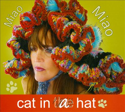 """Miao, Miao"" Cat In A Hat"