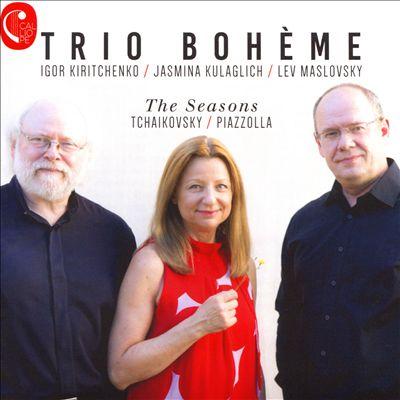 The Seasons: Tchaikovsky, Piazzolla