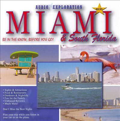 Audio Exploration: Miami
