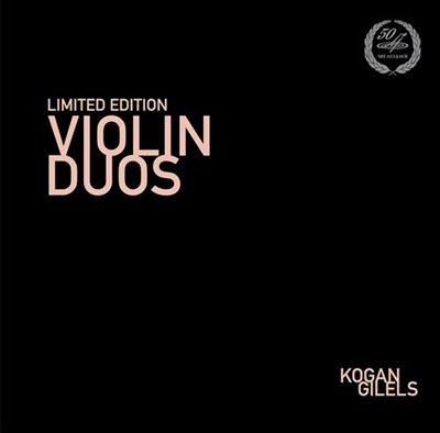 Telemann: Violin Duos [Limited Edition]
