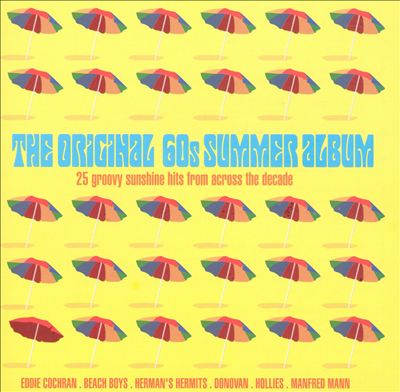 Original 60's Summer Album