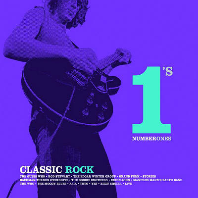 Classic Rock Number 1s