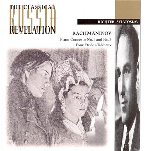 Rachmaninov: Concerto for piano in Cm; Concerto for piano in F#m