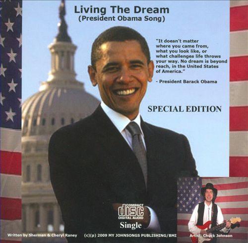 Living the Dream (President Obama Song)