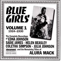 Blue Girls, Vol. 1: 1924-1930