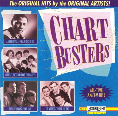 Chart Busters [Laserlight]