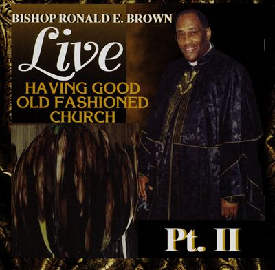 Having Good Old Fashioned Church, Vol. 2 [CD]