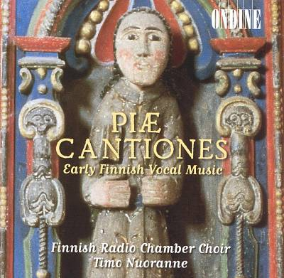 Piæ Cantiones Early Finnish Vocal Music