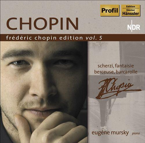 Frédéric Chopin Edition, Vol. 5