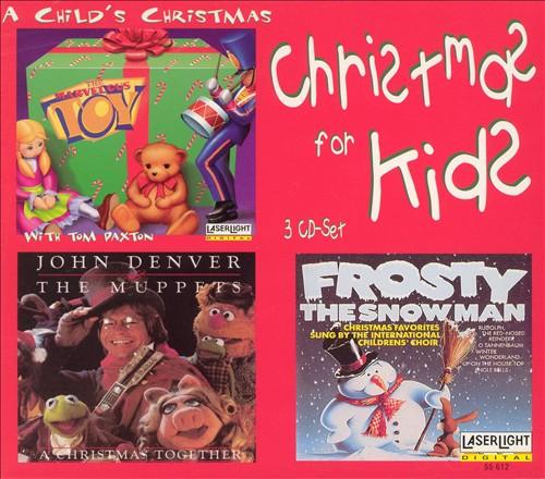 Christmas for Kids [Laserlight 1997]