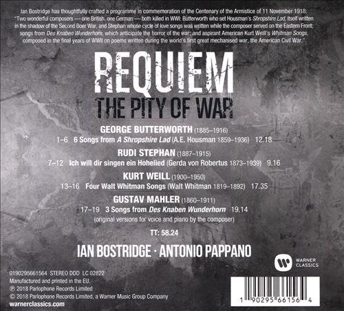 Requiem: The Pity of War