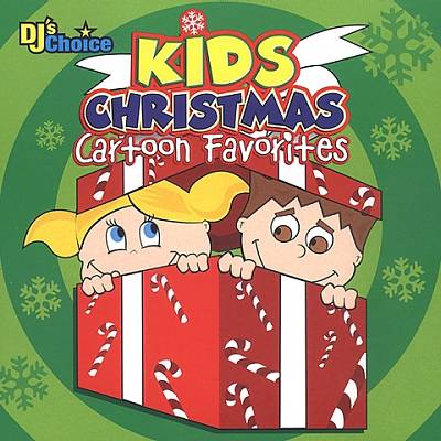 DJ's Choice: Christmas Cartoon