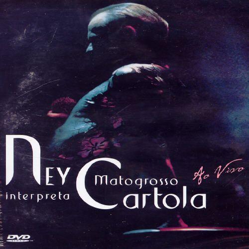 Interpreta Cartola: Ao Vivo [DVD]