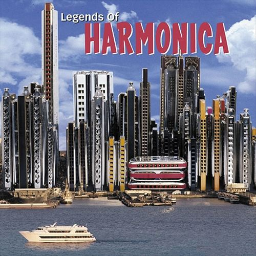 Legends of Harmonica