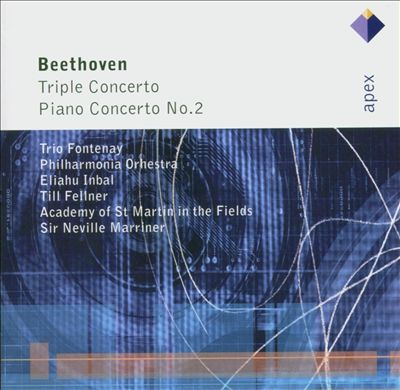 Beethoven: Triple Concerto; Piano Concerto No. 2