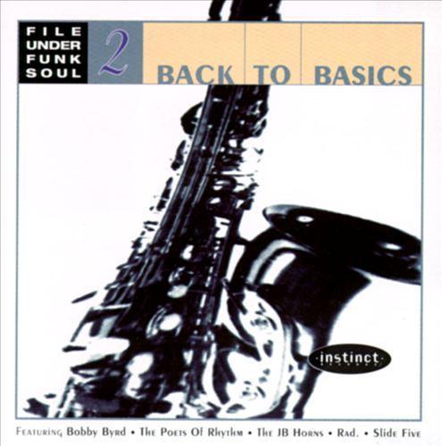 Back to Basics, Vol. 2 [Instinct]
