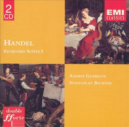 Handel: Keyboard Suites, Vol. 1