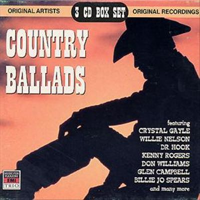 Country Ballads [EMI]