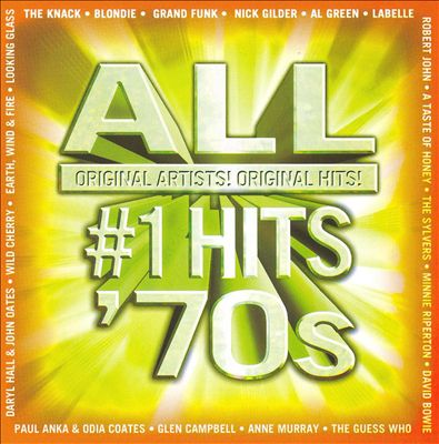 All #1 Hits '70s
