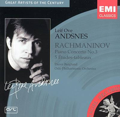 Rachmaninov: Piano Concerto No. 3; 5 Etudes-tableaux