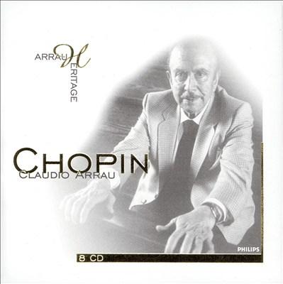 Claudio Arrau Performs Chopin