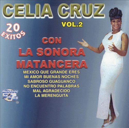20 Exitos Con la Sonora Matancera, Vol. 2