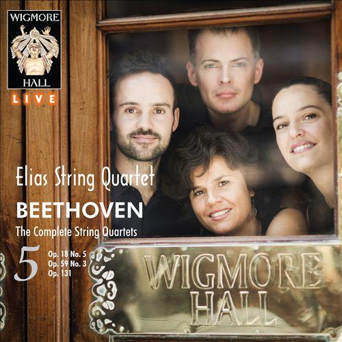 Beethoven: The Complete String Quartets, Vol. 5