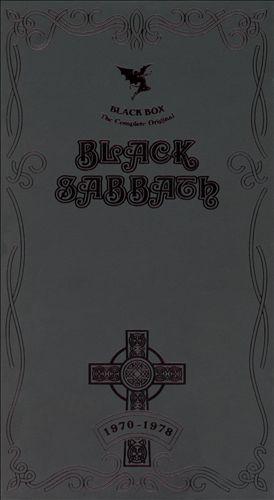 Black Box: The Complete Original Black Sabbath 1970-1978