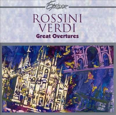 Rossini, Verdi: Great Overtures
