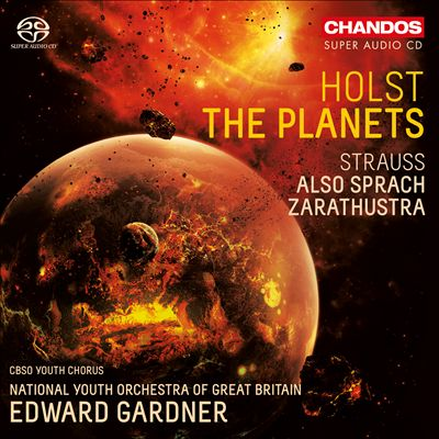 Holst: The Planets; Strauss: Also sprach Zarathustra