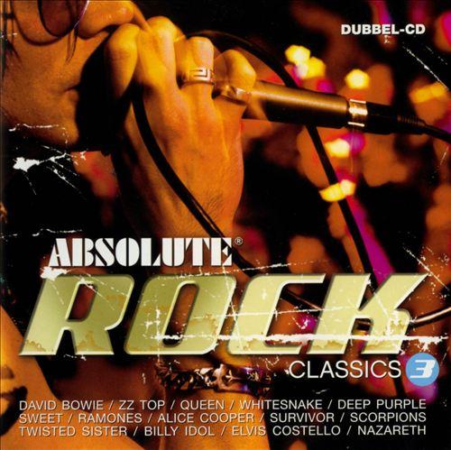 Absolute Rock Classics, Vol. 3