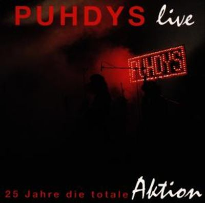 Puhdys Live -- Inflagranti