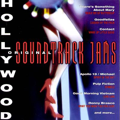 Soundtrack Jams, Vol. 2