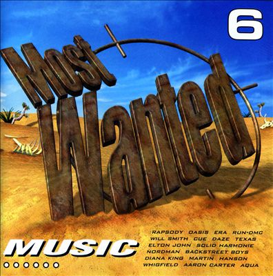 Most Wanted Music, Vol. 6