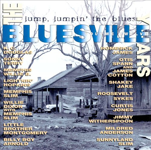 Bluesville Years, Vol. 12: Jump, Jumpin' the Blues