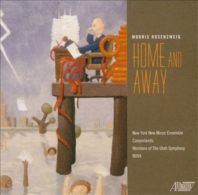 Morris Rosenzweig: Home and Away