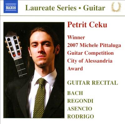 Petrit Ceku: Guitar Recital