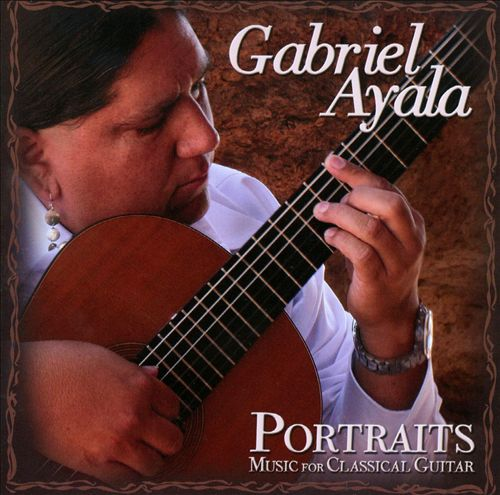Portraits: Music for Classical Guitar