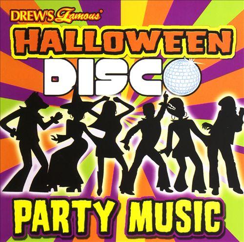 Drew's Famous Halloween Disco Party Music