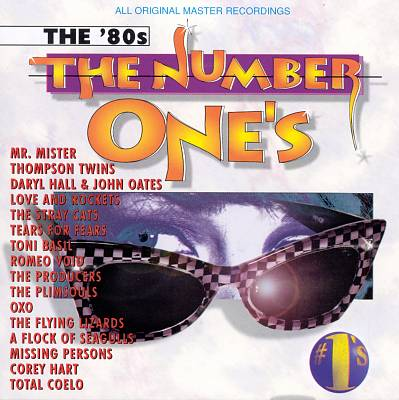 Number Ones: The 80's
