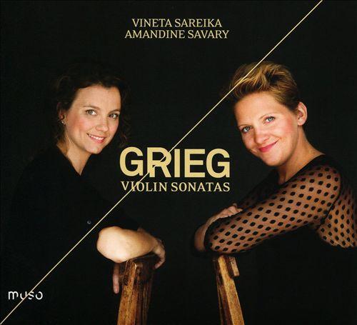 Grieg: Violin Sonatas