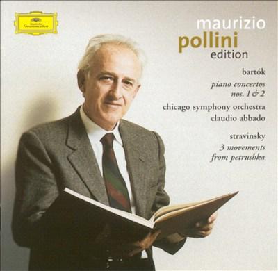 Bartók: Piano Concertos Nos. 1 & 2; Stravinsky: 3 Movements from Petrushka