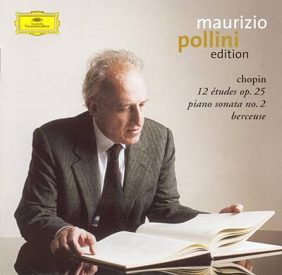 Chopin: Études, Op. 25; Piano Sonata No. 2; Berceuse