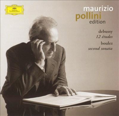 Debussy: 12 Études; Boulez: Second Sonata