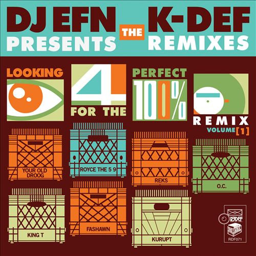 Looking for the Perfect Remix, Vol.1