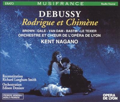 Debussy: Rodrigue et Chimène