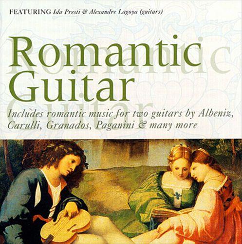 Romantic Guitar [Belart]