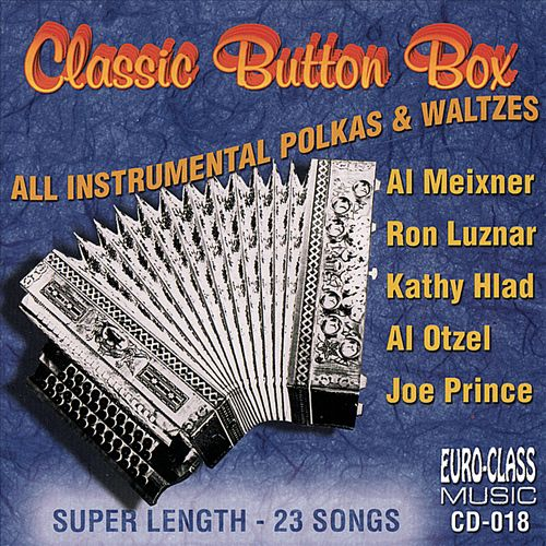Classic Button Box
