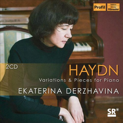 Haydn: Variations & Pieces for Piano