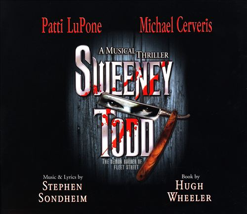 Sweeney Todd: A Musical Thriller